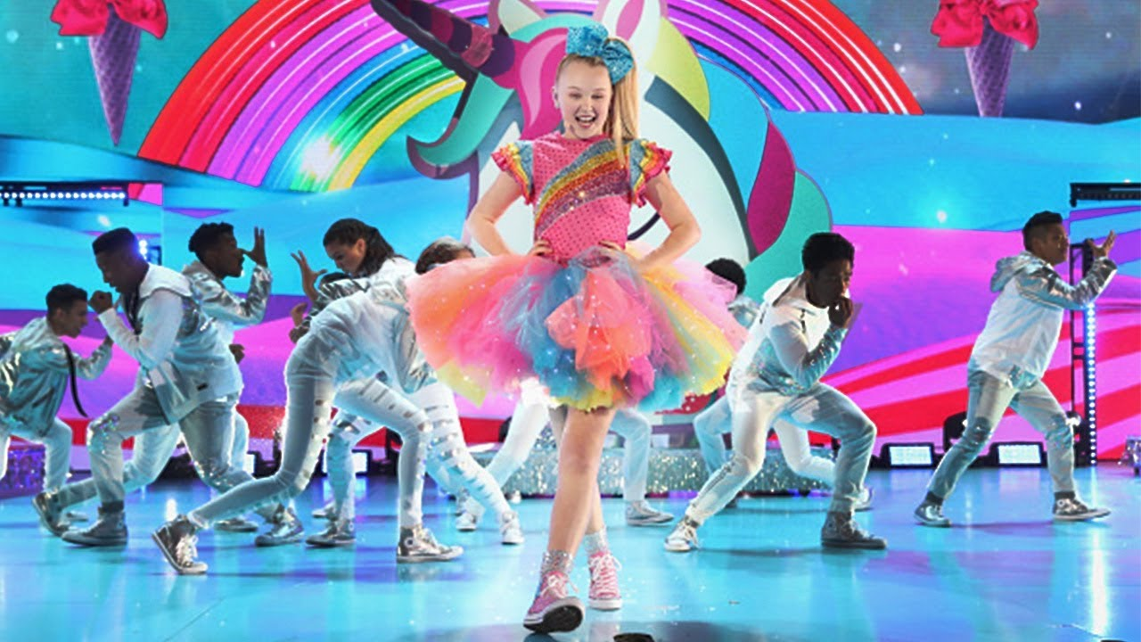 JOJO SIWA S KIDS  CHOICE AWARDS FULL PERFORMANCE!! +EPIC SLIME ... 795805a7a