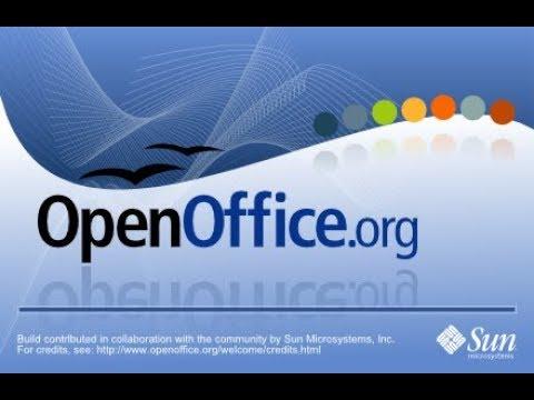 Tutoriel open office writer comment cr er une table des - Comment faire organigramme open office ...