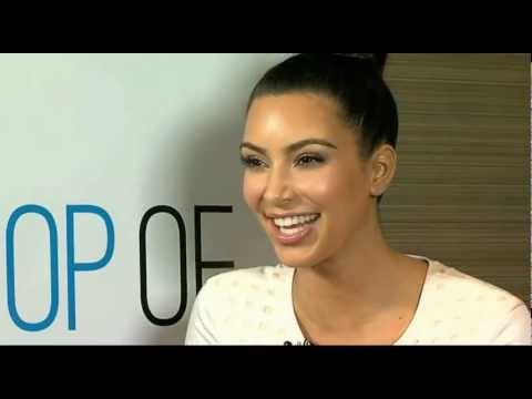 Kim Kardashian talks fans, family and Kanye