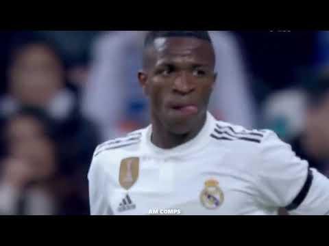 Vinícius Júnior vs Real Sociedad Home HD 1080i 06 01 2019