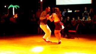 Toby Love Dimelo Tate and Jariel Bachata Performance