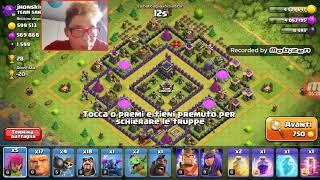 #1 continuiamo il mio villaggio di clash of clans