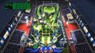 Pinball FX2 - Super League: Real Madrid CF Gameplay PC