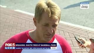 FOX 5 LIVE (6/14): 6 shot at Alexandria, Va. baseball field including gunman; suspect killed