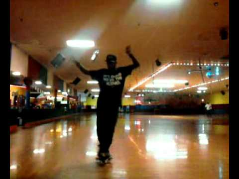 Skating @ Rich City in Richton Park, IL! DJ CJ Monday nights 9-1am...be there!!!SK8ORDIE!