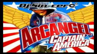 Arcangel Activate Capitain America