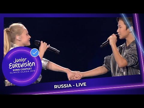 Russia 🇷🇺 - Tatyana Mezhentseva And Denberel Oorzhak - A Time For Us - LIVE - Junior Eurovision