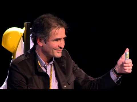 Der höchste Berg: Markus Stegfellner at TEDxStuttgart