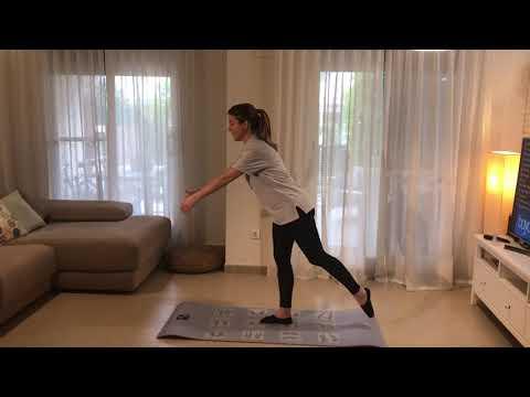 Pilates terapéutico suelo