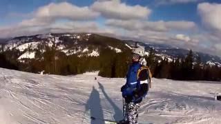 видео Горнолыжный курорт в украине славское
