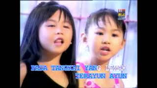 Lagu Anak Indonesia - Kupu-kupu Yang Lucu [HD]