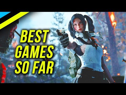 The BEST SHOOTER GAMES Of 2019 So Far!