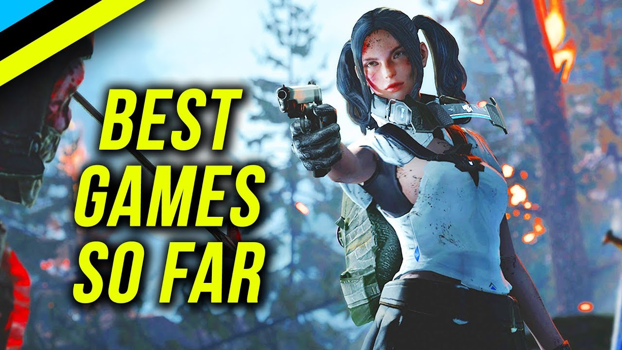 The Best Shooter Games Of 2019 So Far Youtube