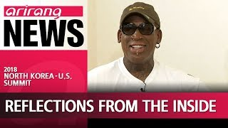 'Kim Jong-un wants change, he wants to be a rockstar,' Arirang News Exclusive Interview with...
