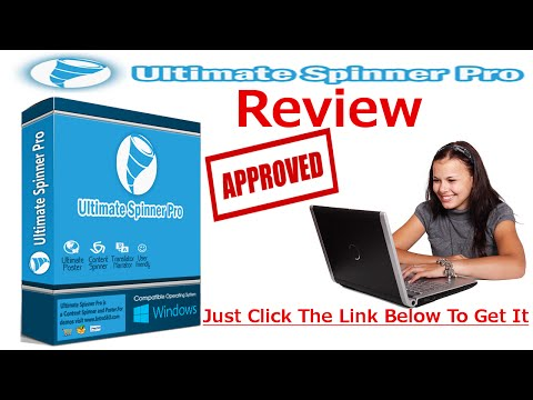 Article spinner reviews