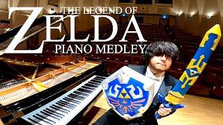 Zero Audience! Zelda Piano Concert35th Anniversary