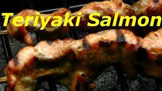 Bbq Teriyaki Salmon Recipe