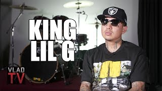 King Lil G Explains His Song 'Who Shot 2Pac', 2Pac Loving Mexicans