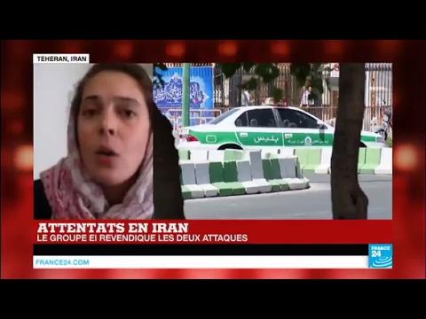 En DIRECT - Attentats en Iran : Prise d'otages en cours au Parlement de Téhéran