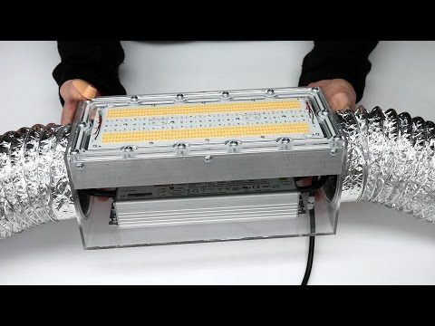 29 paneles de luz LED Grow para bricolaje que puede hacer en su casa 15