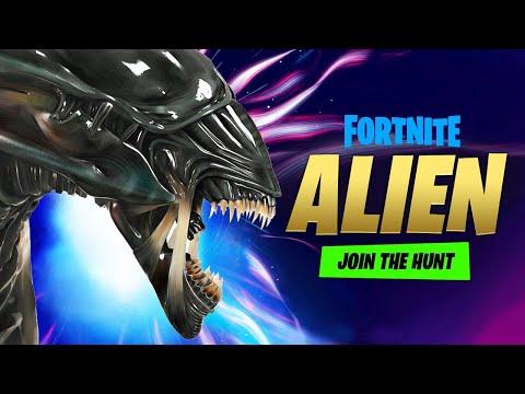New ALIEN Skin COMING SOON! (Fortnite Season 5) - Typical Gamer