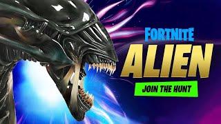 New ALIEN Skin COMING SOON! (Fortnite Season 5)