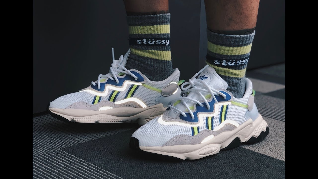 adidas Originals Ozweego - Early Look & On Feet Review