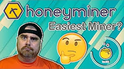 Easiest Way to Start Mining Crypto | Honeyminer Review & Tutorial
