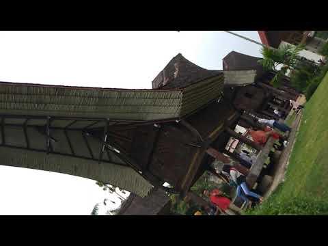 Mesium Rumah Adat Sulawesi Di Taman Mini Indonesia Kerennn Youtube