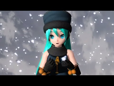 "Hatsune Miku: Project DIVA Future Tone - [PV] ""Strobe Nights"" (Romaji/English Subs)"
