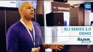 KLI Series 3.0 Demo | NAMM 2016 | Big Fish Audio