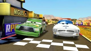 Disney Cars Racing Rush Adventure Lightning McQueen Gameplay EP#1