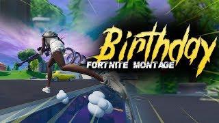 """Fortnite Montage """" Birthday"""" Fetty Wap ft Monty"""