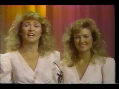 The 1986 Mother-Daughter Pageant