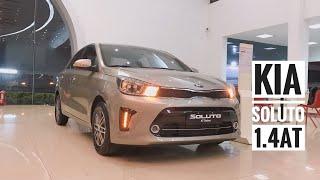Đánh giá Kia Soluto 1.4AT 2019 số tự động. Lh: 091.555.7229. Giá từ 455 triệu, ưu đãi 10 triệu.