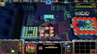Warcraft 3 Fortress Survival Walkthrough