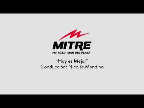 Entrevista en Radio Mitre Mar del Plata.