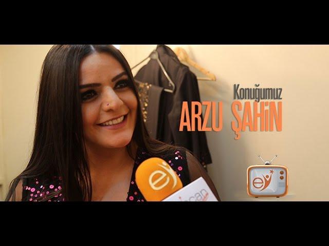 """""""Bi Konuğumuz Var"""" - Arzu Şahin"""