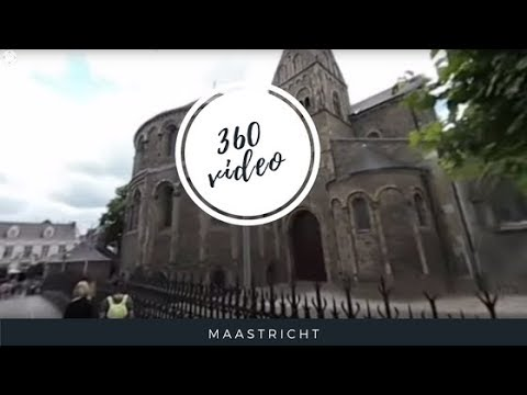 Sightseeing Maastricht in 360