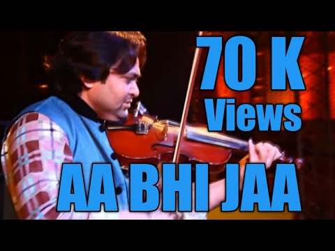 Aa bhi ja Aa bhi ja -lucky ali-Instrumental(Violin cover)Darshan Singh Sur/Delhi