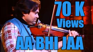Video Aa bhi ja Aa bhi ja -lucky ali-Instrumental(Violin cover)Darshan Singh Sur/Delhi download MP3, 3GP, MP4, WEBM, AVI, FLV Juni 2018