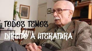 TODOS TEMOS DIREITO À LITERATURA