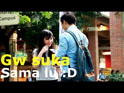 GW SUKA SAMA LU - #ANTIMODUS - PICK UP LINES INDONESIA