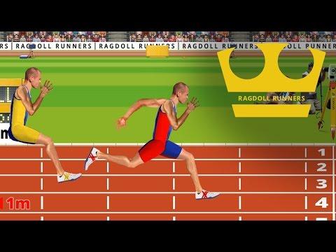 Jirka Hraje - Ragdoll runners - Nejhorší běžec na světě