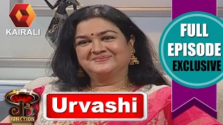 JB Junction 31/01/17 URVASHI vs JOHN BRITAS