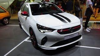 2020 Opel Corsa Exterior Interior Walkaround Debut At