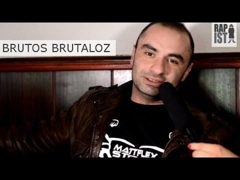 BRUTOS BRUTALOZ disst Kay One, enthüllt Album Features und spricht über die Security-Branche