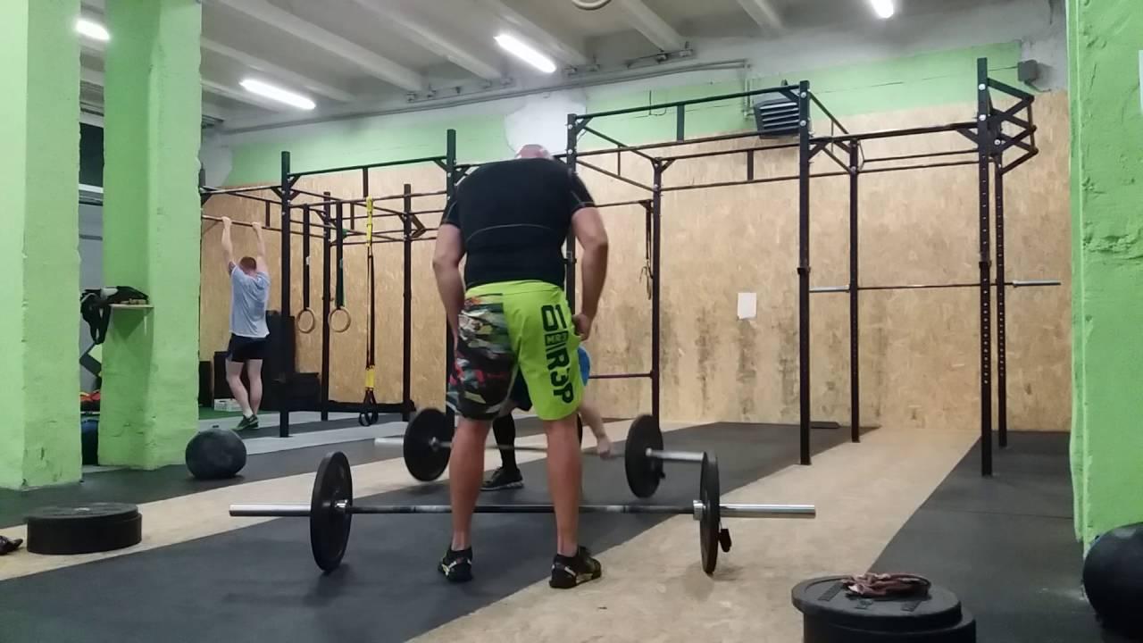 Кросфіт Львів lviv garage gym youtube