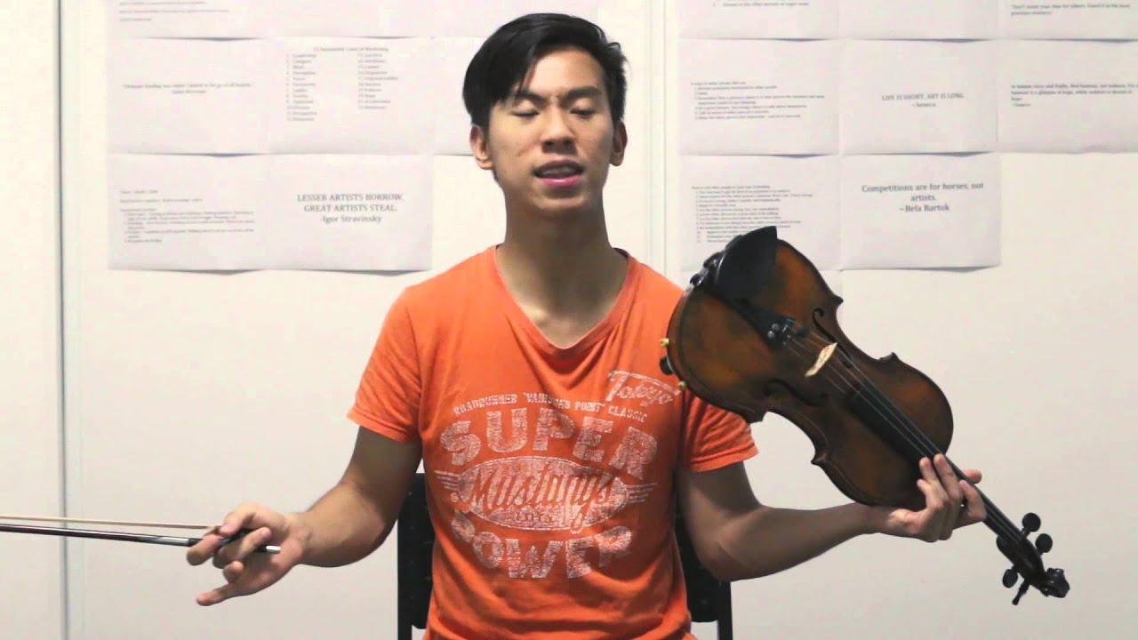 How to Play in Tune: The Secret to Violin Intonation + 1 Cool Trick to  Practicing Hard Shifts