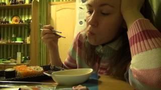 Роллы Калифорния из Якитории ☕ вкусный обзор еды